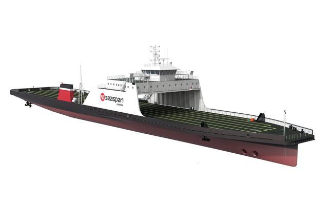 bureau veritas contract for seaspan canadian gas fuel unit. Black Bedroom Furniture Sets. Home Design Ideas