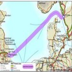 sustainable motorway of the sea Immingham- gothenburg