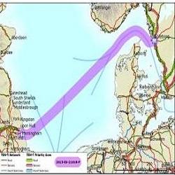 sustainable motorway of the sea Immingham- gothenburg