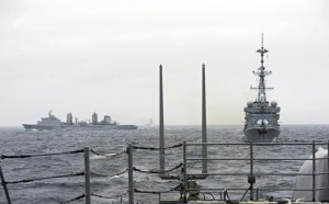 Germany subsidizes sale of four warships to Israel