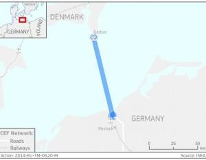 Motorway of the Sea Rostock-Gedser