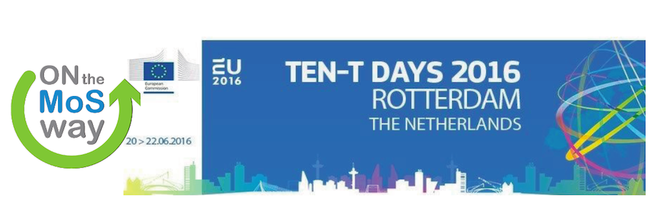 On The MoS Way @ TEN-T Days 2016