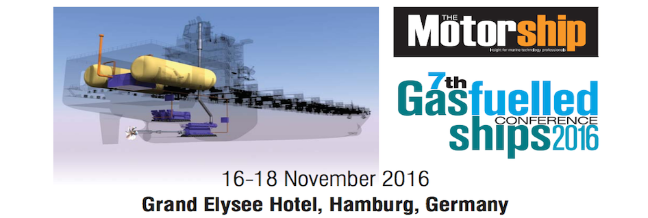 The 7th Gas Fuelled Ships Conference boasts a packed programme