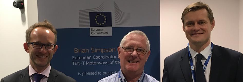 Motorways of the Sea Coordinator and Member States discuss priorities at MoS Forum