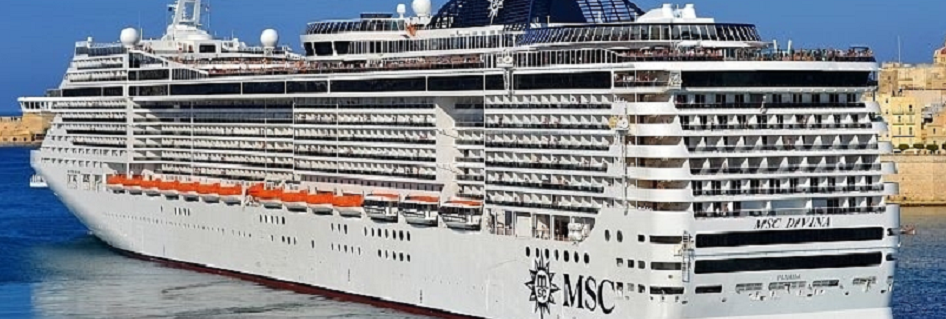 The rise of green cruise, the MSC strategy.