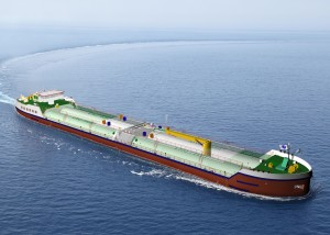 Shell will charter a new bunker barge featuring a Wärtsilä cargo handling system.