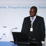 22.	Abdoulaye Diouf, Market development Manager of LNG Process operations, GTT Gaztransport & Technigaz, Limassol 29/9/2017