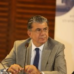 2.	Dr. Stelios Himonas, General Manager, Ministry of Energy, Commerce, Industry and Tourism, Republic of Cyprus at the Press Briefing on 29/9/2017