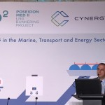6.	Marios Demetriades, Cypriot Minister of Transport, Communications & Works, at his welcome speech on 29/9/2017