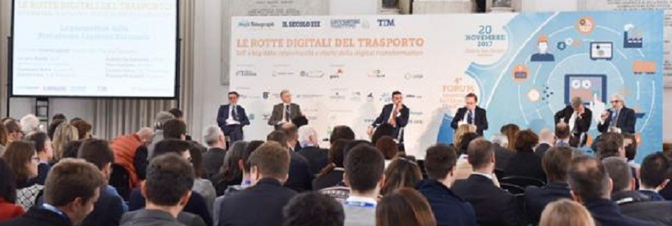 """The fourth edition of the """"Shipping & Intermodal Transport"""" Forum"""