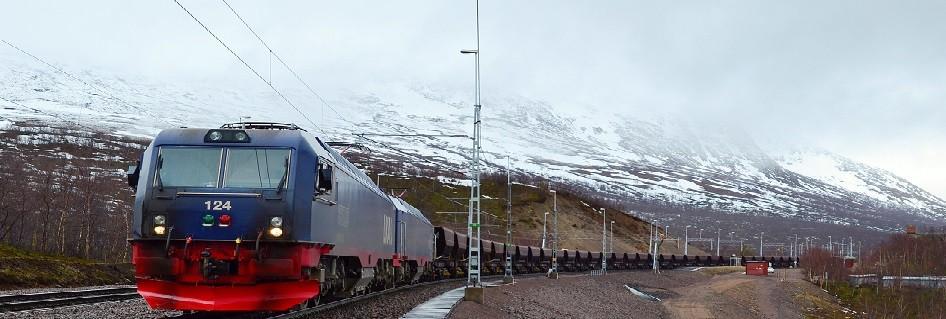 Gothenburg rail use increase reduces emissions
