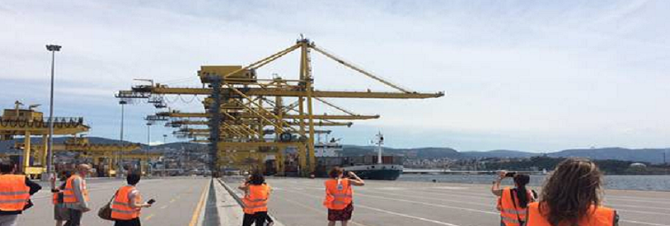 Ports: Trieste, project on 'smart' Logistics about to start