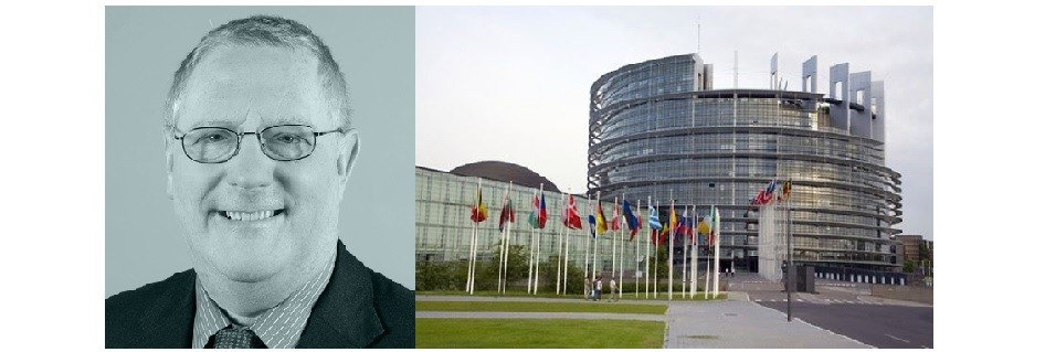 Brian Simpson, OBE, EU MoS Coordinator took part in a hearing organised by the EP Transport Committee devoted to TEN-T Policy