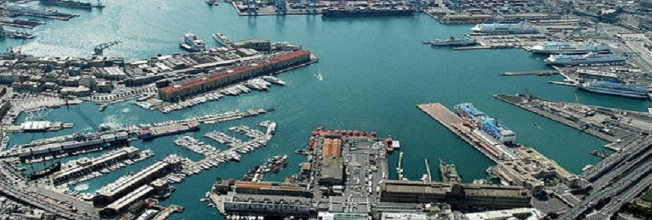 Ship to shore power contract for port of genoa