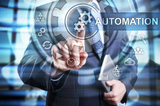 AUTOMATION IS KEY TO DIGITAL TRANSFORMATION - On The MoS Way