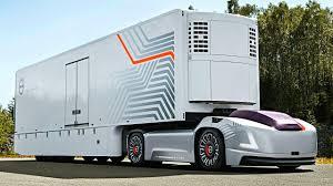 Volvo Develops Autonomous Vehicle System for Logistics
