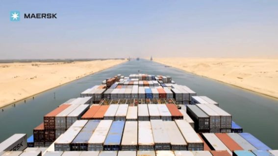 Suez Canal Route vs. Northern Sea Route: A cost-benefit analysis