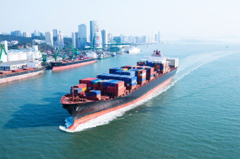 Ship Growth Optimism with Trade Concern