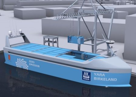 Port opportunities from autonomous shipping