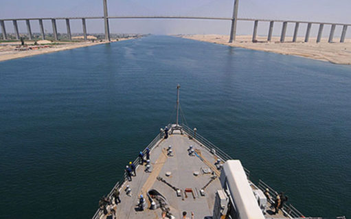 South Korea's KT to establish ICT infrastructure in Suez Canal