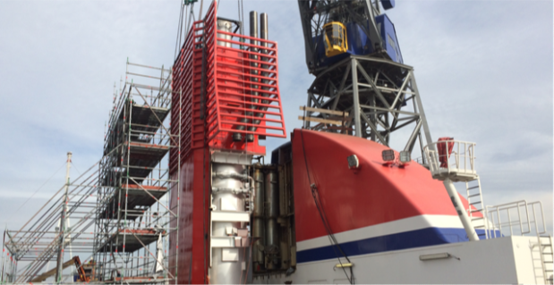 Scrubber Observatory Platform -Workshop on sustainable shipping technology to reduce air emissions from ships