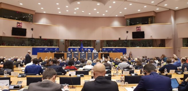 European ports welcome EP Transport Committee vote result on CEF II