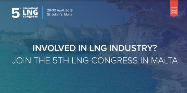 5th International LNG Congress in Malta