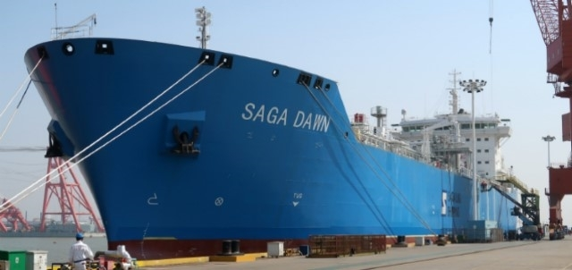 First LNG carrier fitted with IMO type A containment nears delivery