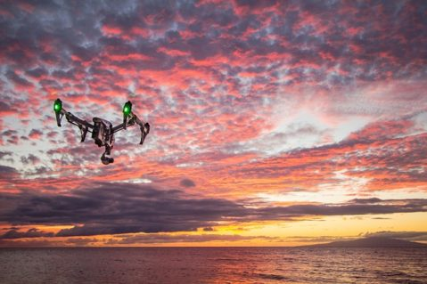 Blue Innovation – Drones in Port Operations