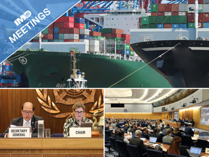 Improving the efficiency of shipping - IMO's Facilitation Committee