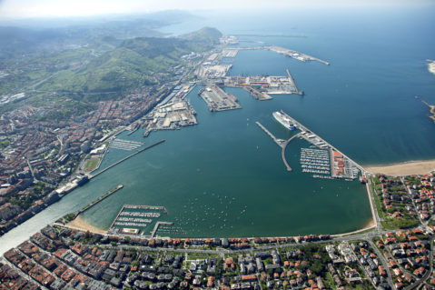 Bilbao port's LNG regasification plant increases output in 2018