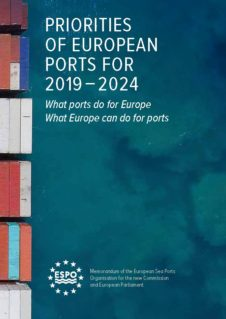 European Ports are a Strategic Partner in Building a Sustainable, Competitive and Smart Europe