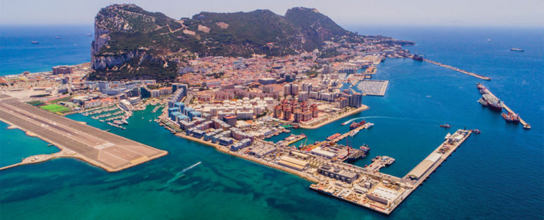 Shell's Gasnor opens LNG facility in Gibraltar