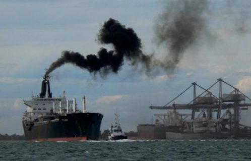 Costs of pollution in European Ports: SHOULD THE USER/POLLUTER PAY?