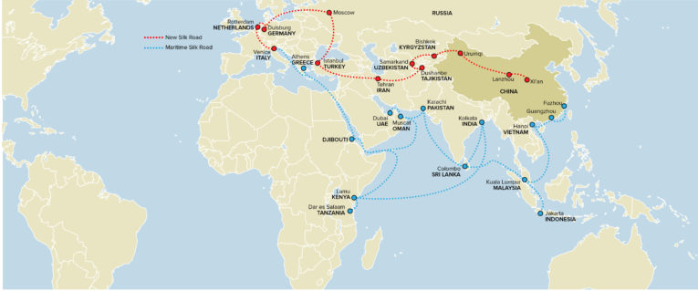 Slovenian Minister Bratušek visited China to talk the importance of the initiative for the new Silk Road and the One Belt One Road Initiative