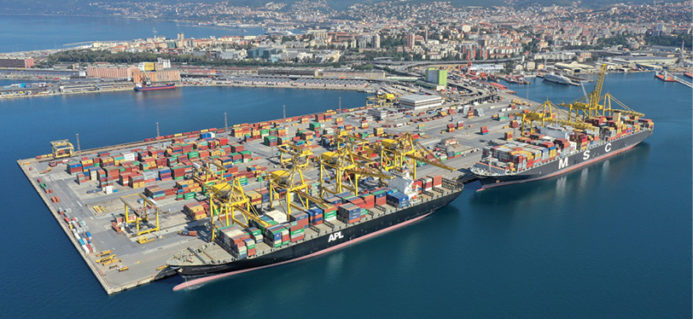 """Hungary plans logistics base in Trieste port ; the """"end-port"""" of the new Silk Road in the West"""