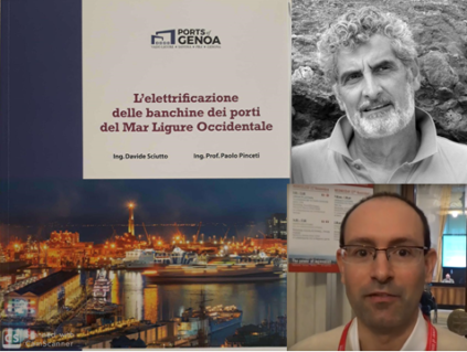 The electrification of the docks of the ports of the Western Ligurian Sea