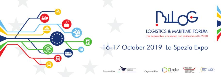 BILOG 2019: Logistics and Maritime Forum,  16-17 Oct 2019 La Spezia, Italia