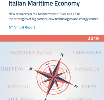 New scenarios in the Mediterranean: Suez and China, the strategies of big carriers, new technologies and energy routes