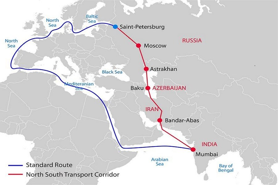 International North South Transport Corridor set to expand
