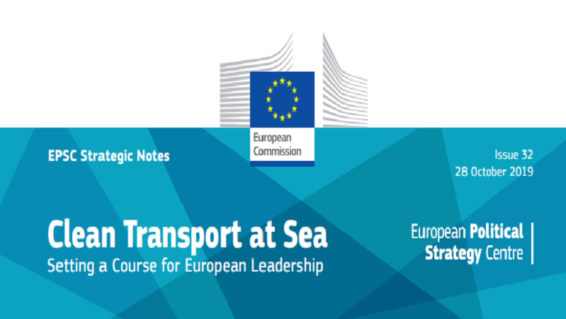 Clean Transport at Sea   - setting a Course for European Leadership