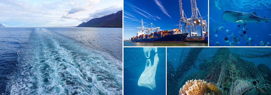 The Global project of Glolitter launched to tackle plastic litter from ships and fisheries