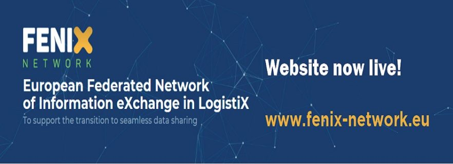 European Federated Network of Information eXchange in LogistiX (FINEX) is live now!