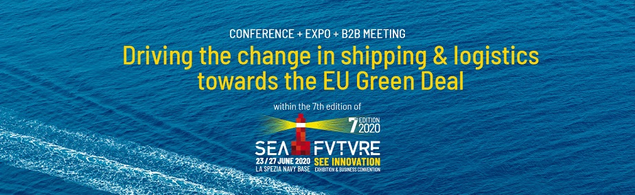 "The Conference & Expo ""Driving The Change in Shipping & Logistics: Towards the EU Green Deal"""