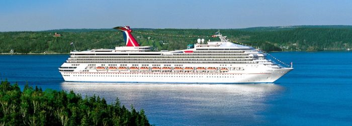 Carnival offers its cruise ships as temporary hospitals
