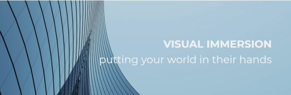 Spinview:  Putting your world in their hands by virtual reality