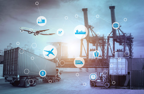 Global Supply Chain Visibility: improving the interoperability and connectivity across  multiple transport modes