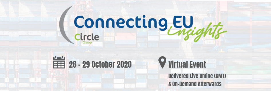 CIRCLE: Connecting EU Insights, the 4 day virtual event dedicated to the shipping industry and its transition towards the Green New Deal, is off to start
