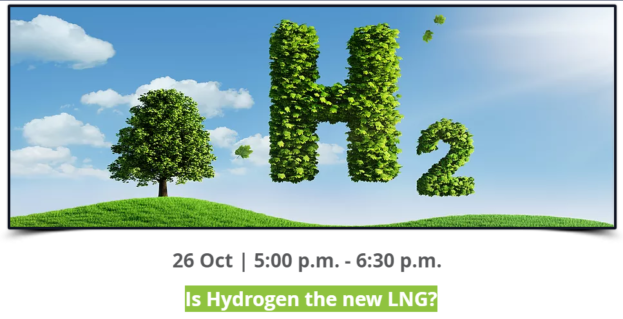 Is Hydrogen the new LNG? | Connecting EU Insights