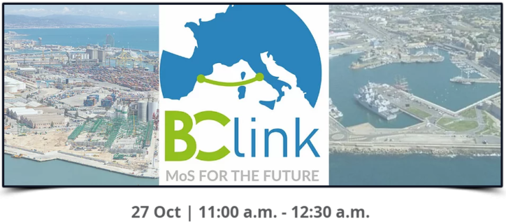 Infrastructural enhancement and increase of land and port capacity to connect Mediterranean ports